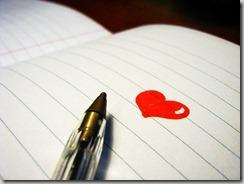 Love Paper Heart
