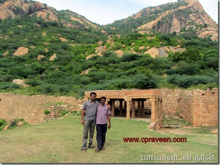 sankari hill fort
