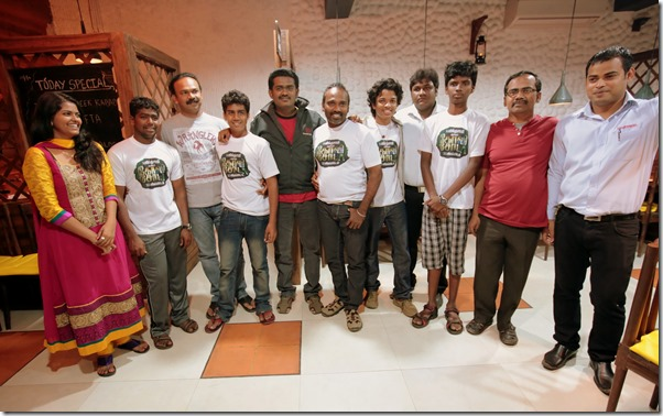 Goli Soda Movie Team