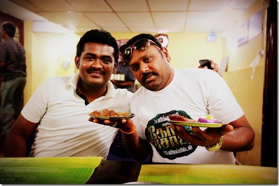 Supreme Sundar & Praveen Kumar C