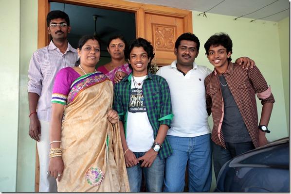 Goli Soda Sree Raam @ Home