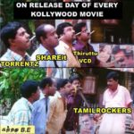 Kabali Movie Tamil Rockers Meme